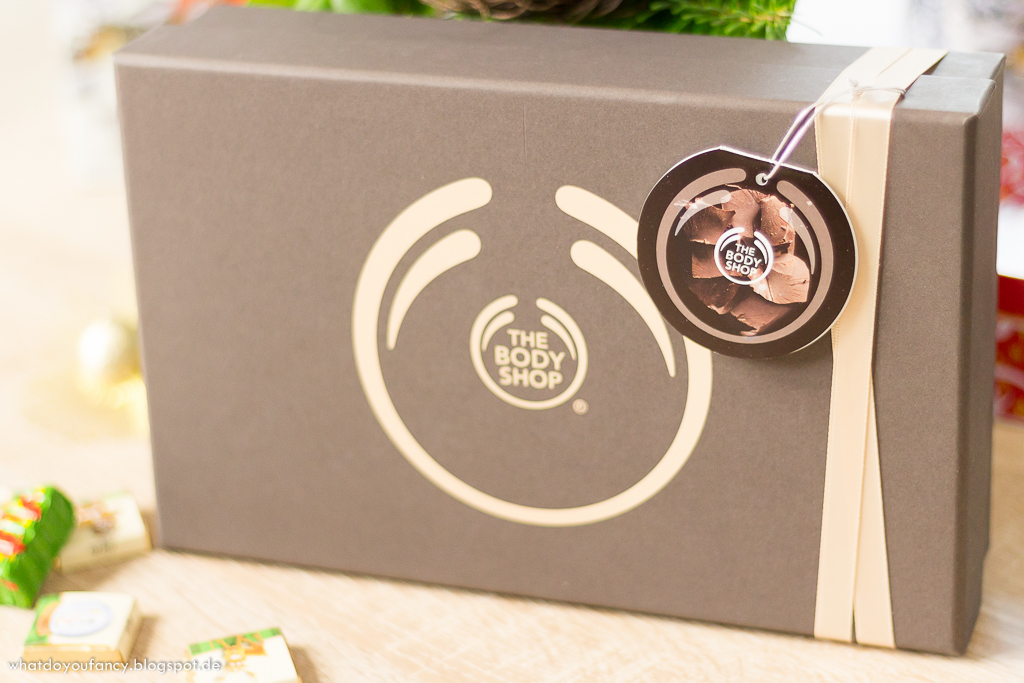 [Adventskalender] '24 beauty treasures' - The Body Shop Chocomania