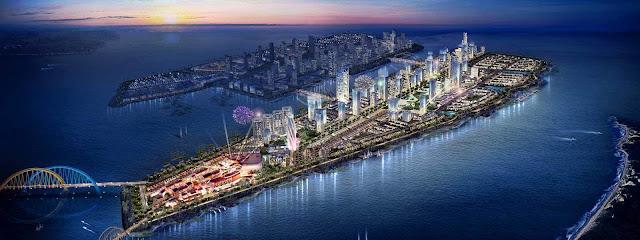Mengagetkan, Inilah Gambaran Mega Proyek Pluit City, Salah Satu Proyek Reklamasi Jakarta dan Siapa Yang Mampu Nikmati