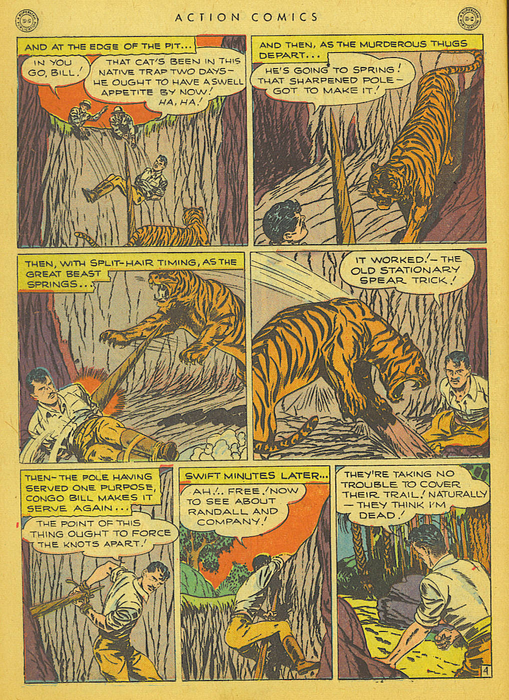 Read online Action Comics (1938) comic -  Issue #86 - 18