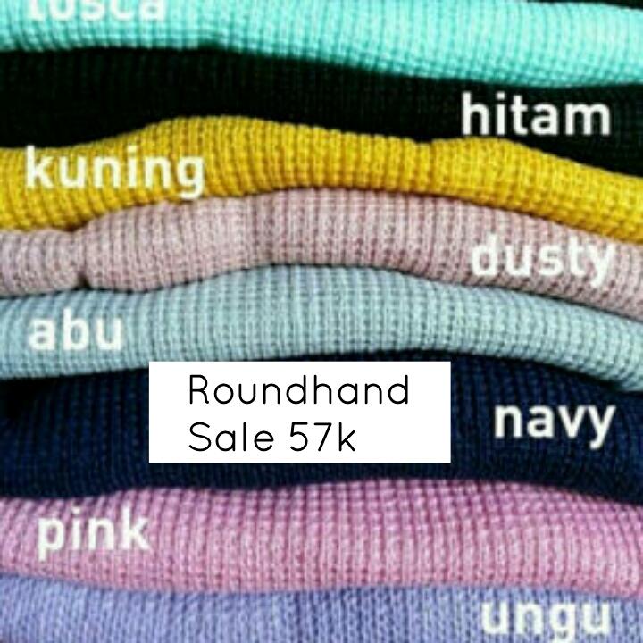 Round hand
