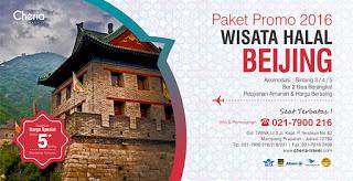 Paket Tour China Promo