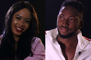 Entertainment: BBNaija 2018! Nina, Miracle caught having sex in the house