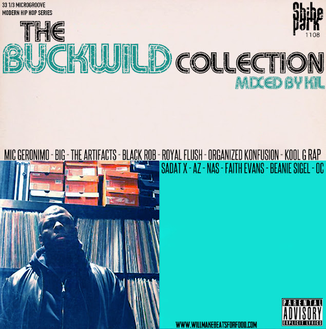 The Buckwild Collection Mixtape