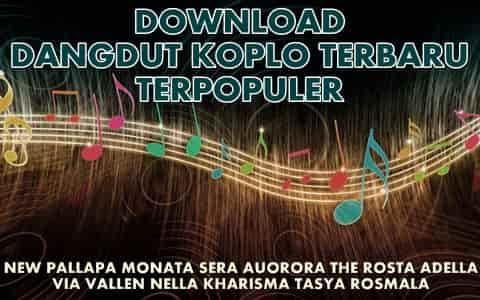 download kumpulan lagu dangdut Koplo mp3 terpopuler hits terlaris