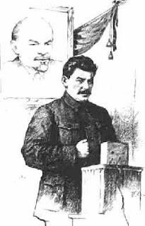 ¿Trotskismo o Leninismo? - José Vissariónovich Dzhugashvili 'Stalin' - Discurso en el Pleno del grupo comunista del Consejo Central de los Sindicatos Soviéticos - 19 de noviembre de 1924 - formato pdf J.%2BSTALIN