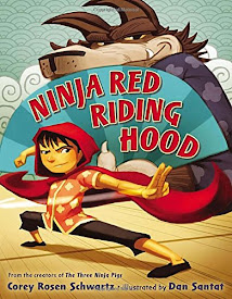 Ninja Red Riding Hood - Children's Book