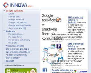 http://googleaplikacie.innova.sk/