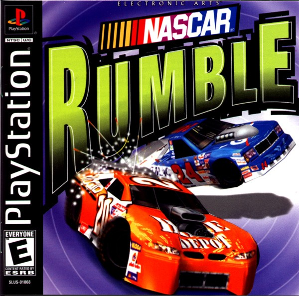Download Game Nascar Rumble PS1 | Gamer Play Station