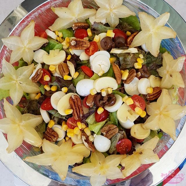 Dica de saladas especias