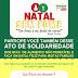 Rádio lança campanha Natal Sem Fome em Jacobina