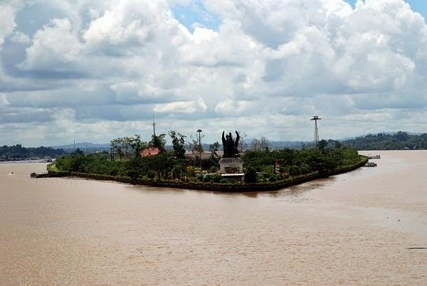 Pulau Kumala | Taman Mini Tenggarong Kalimantan Timur