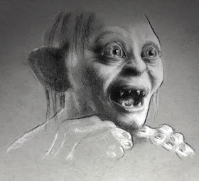 07-Gollum-Smeagol-Lord-of-the-Rings-Kate-Zambrano-www-designstack-co