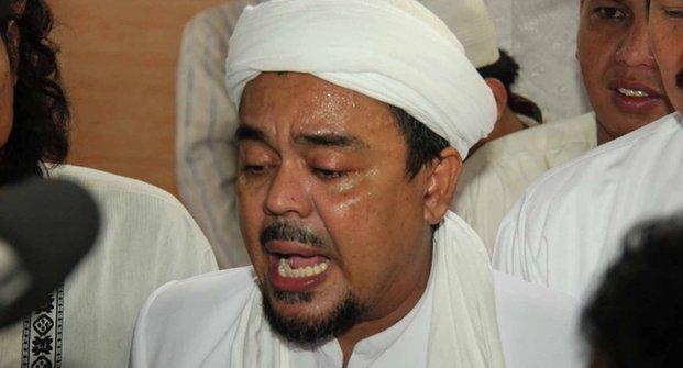 Yakin Jokowi lindungi Ahok, Habib Rizieq minta Sidang Istimewa MPR