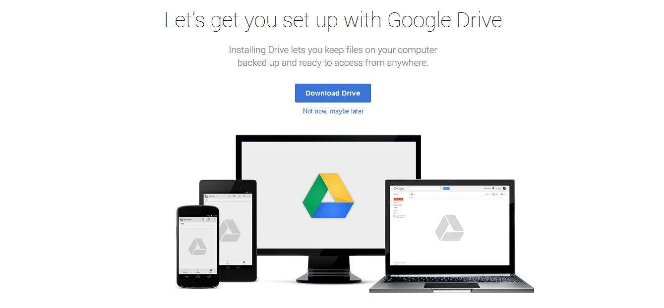 Cara Install google drive pada komputer   laptop   OS   mac