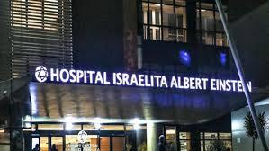 Hospital Albert Einstein (Imagem: Reprodução/Edital Concursos Brasil)