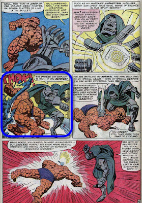 Fantastic Four 40 Lee Kirby