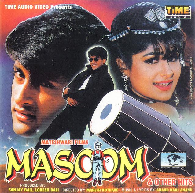 Download Masoom [1996-MP3-VBR-320Kbps] Review