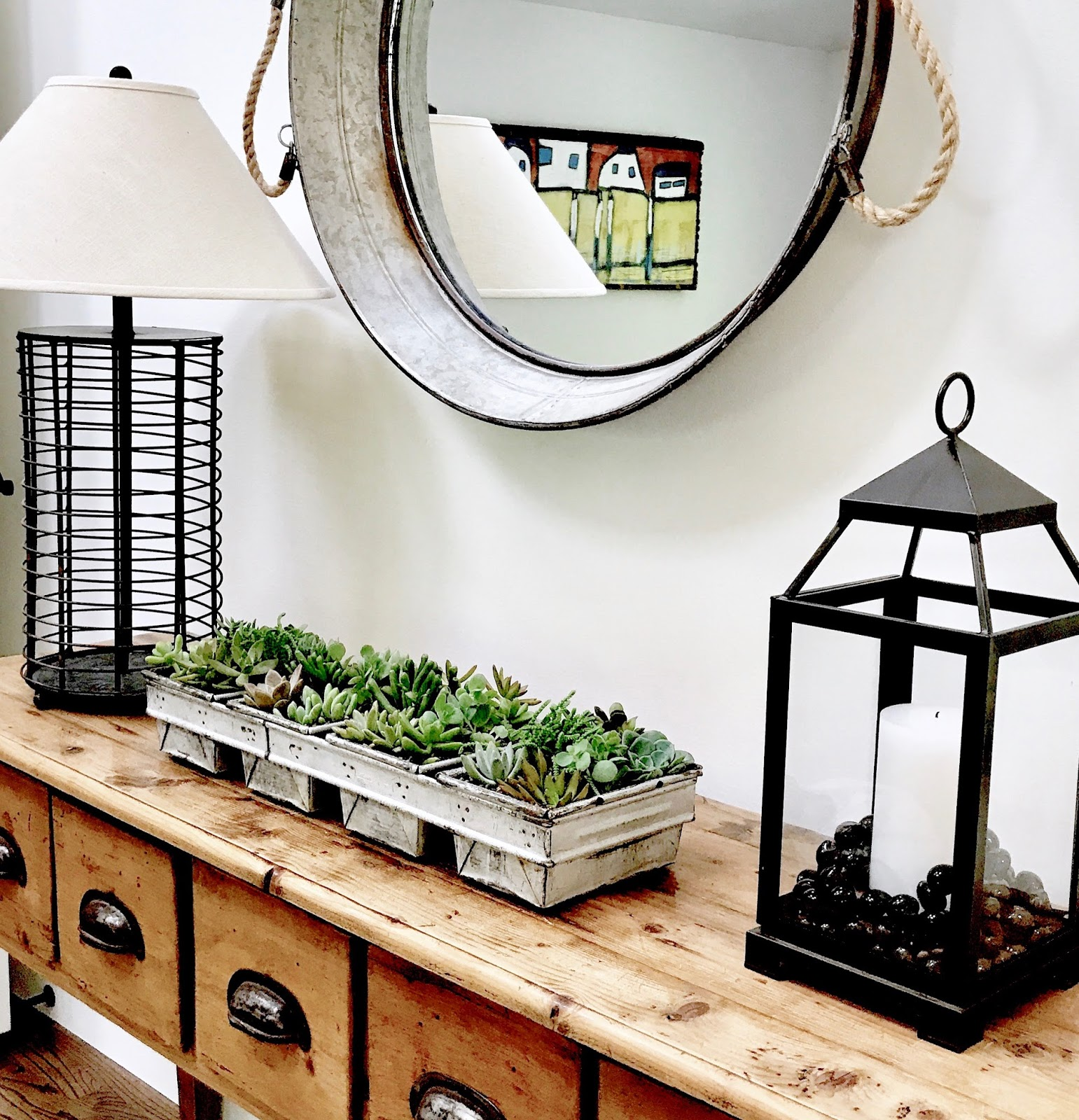7 ways to refresh with indoor plants and some cool fashion