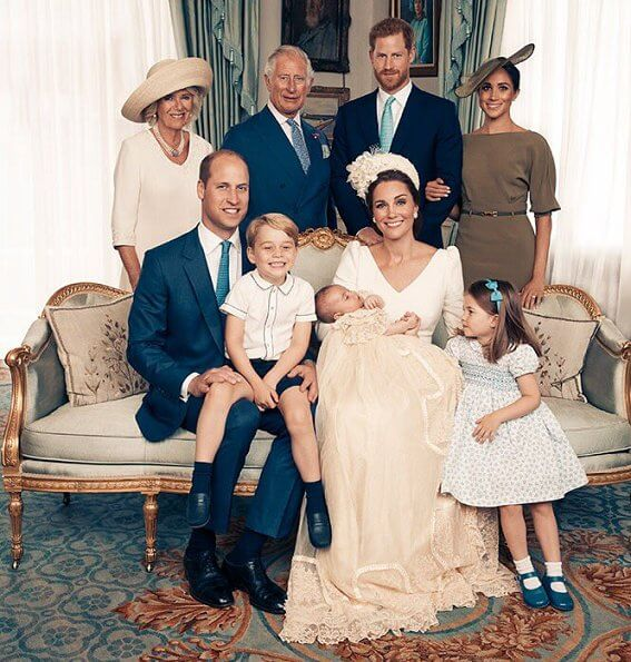 Kate Middleton, Meghan Markle, Princess Charlotte, prince George, Prince Harry, Duchess Camilla, Prince Charles, Prince William