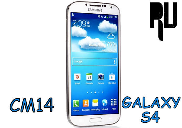 How to Update Galaxy S4 to Nougat 7 0 N CM14 ROM