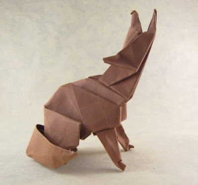 Origami Coyote Diaz 3d Make Easy Origami For Instructions