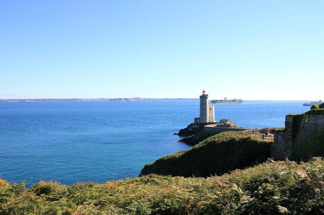 Le phare du Petit Minou, à Plouzané