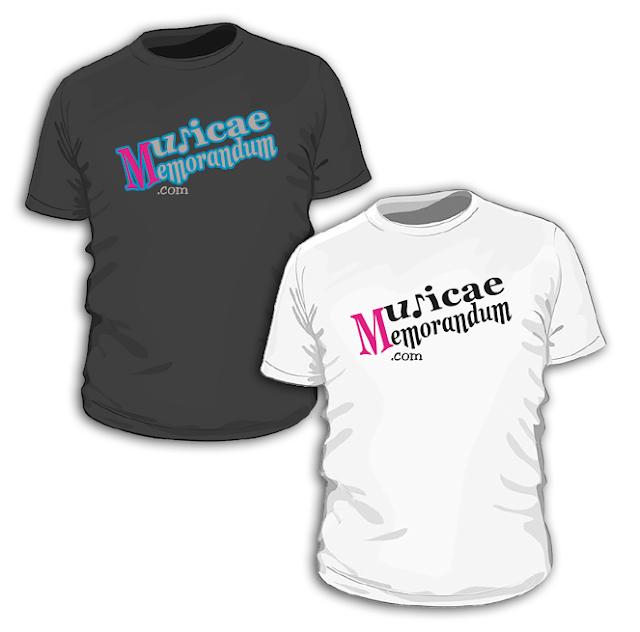 Musicae Memorandum. Camisetas