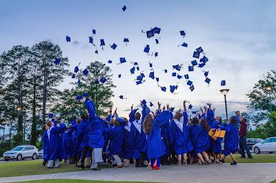 Congratulations to the 143rd Graduating Class of Montgomery Catholic Preparatory School! 1