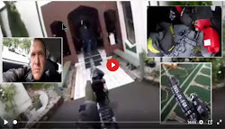 Undeniable Proof: CGI Used in New Zealand Shooting (video link restored)