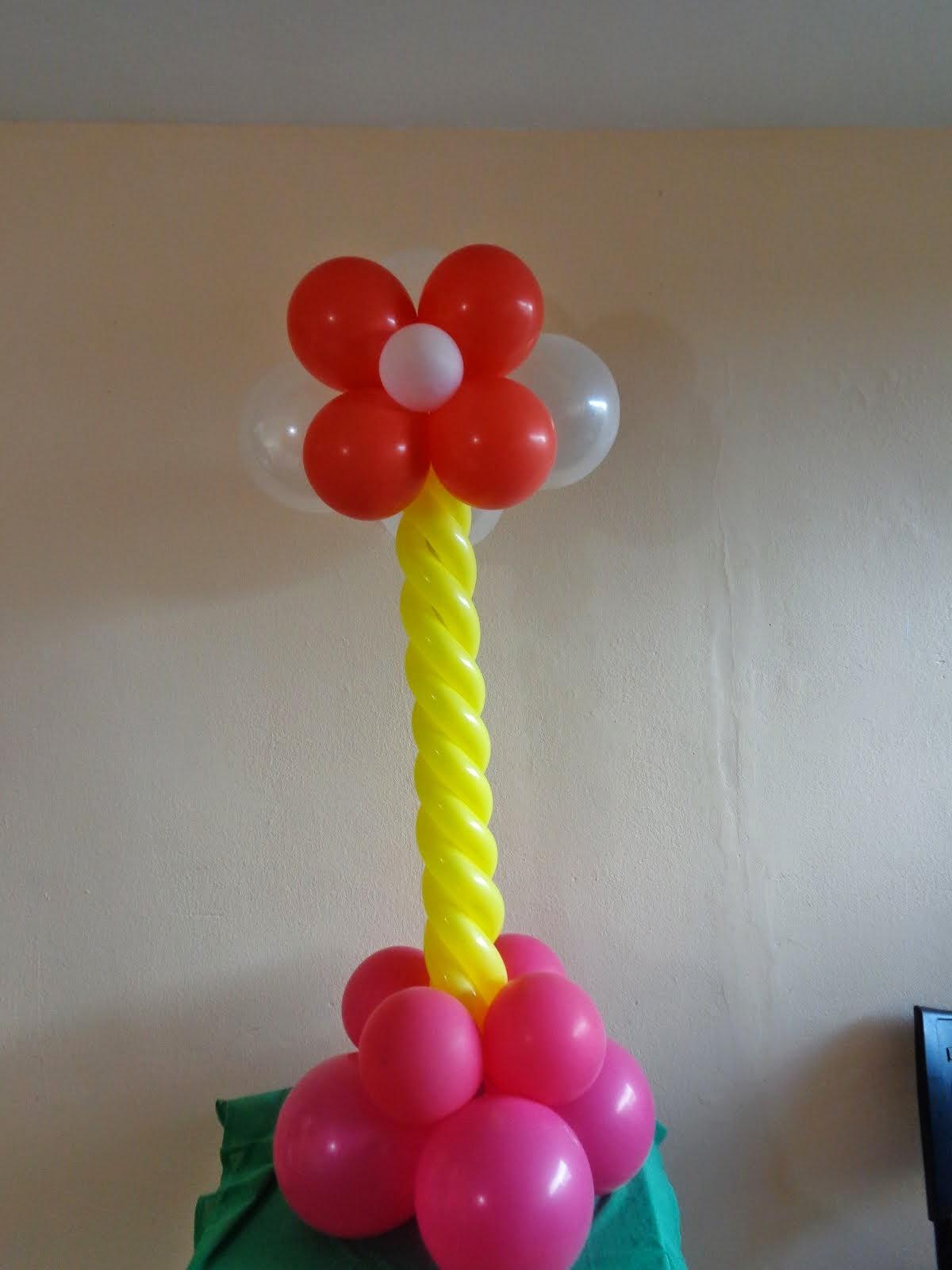 Como Fazer Arco De Balões Passo A Passo -> Decoração Com Balões Como Fazer Passo A Passo