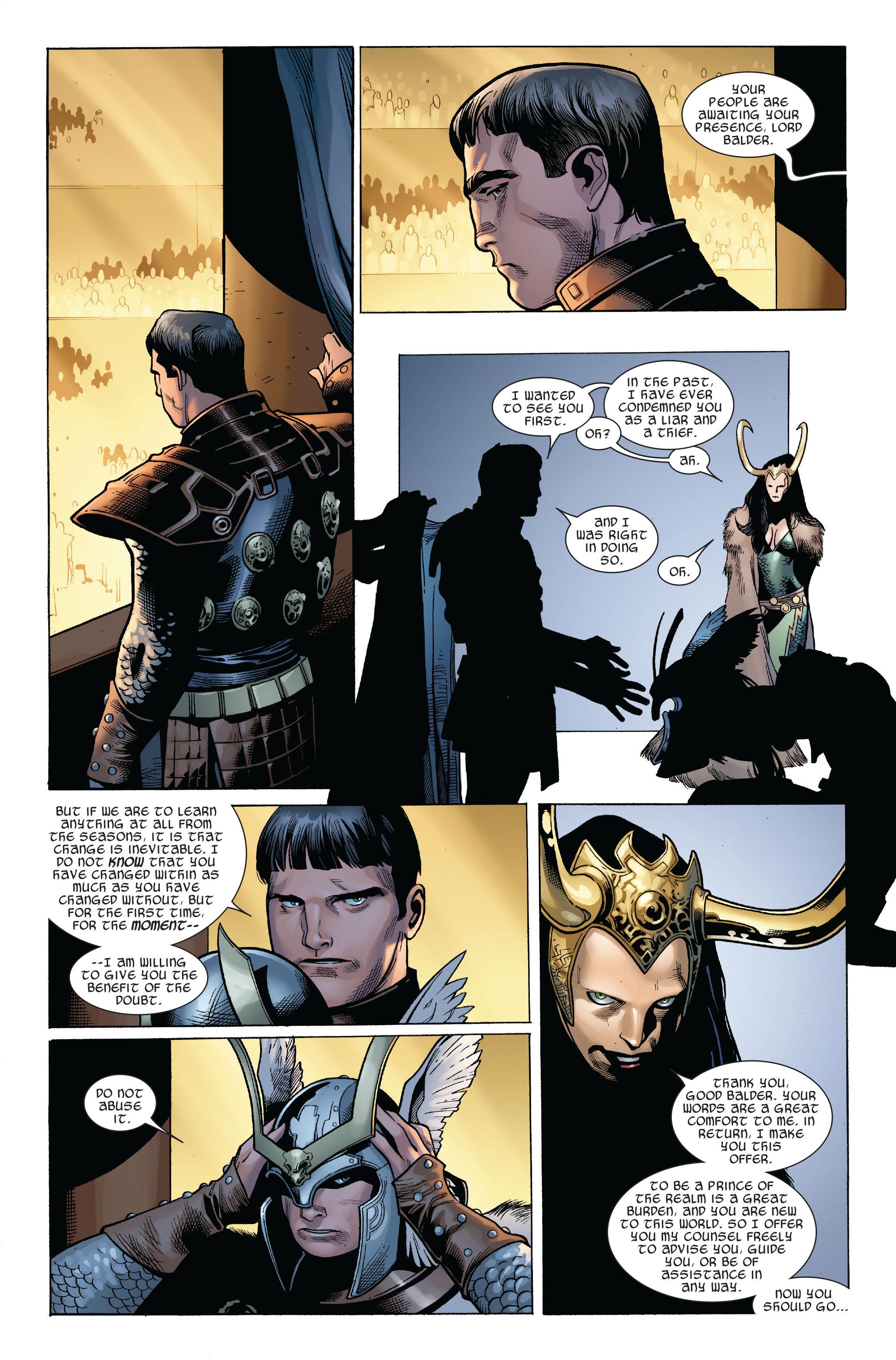 Thor (2007) Issue #10 #10 - English 20