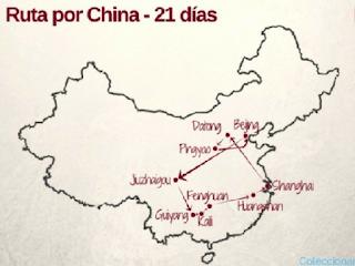 Ruta por China de 21 días