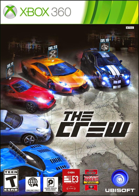 The Crew XBOX360 Free Download Full Version MEGA CONSOLE