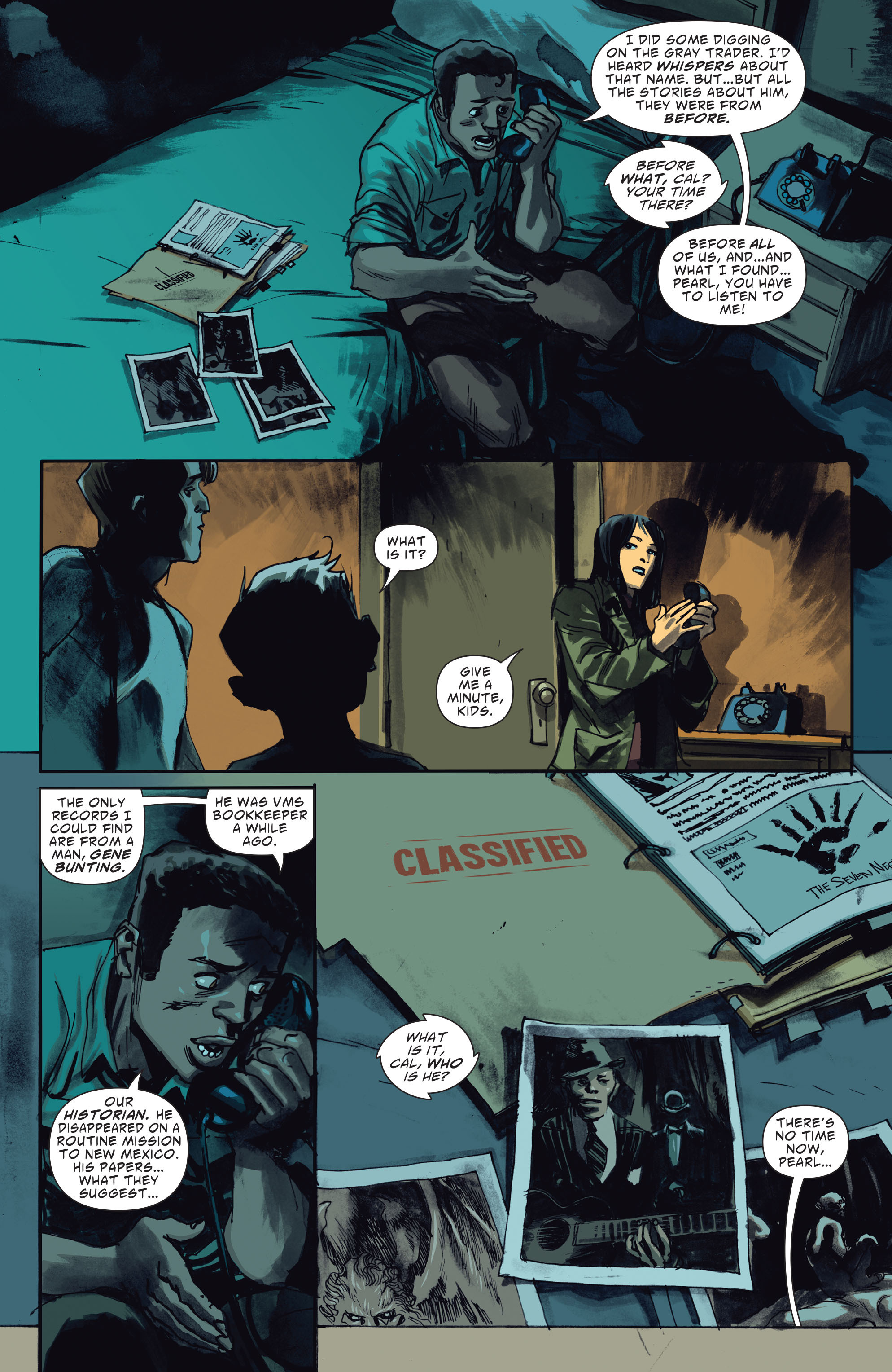 Read online American Vampire: Second Cycle comic -  Issue #2 - 17