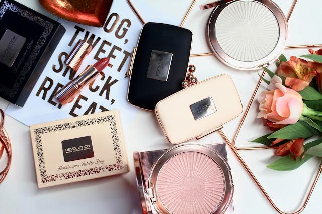 Makeup Revolution Renaissance: luksus nierujnujący portfela