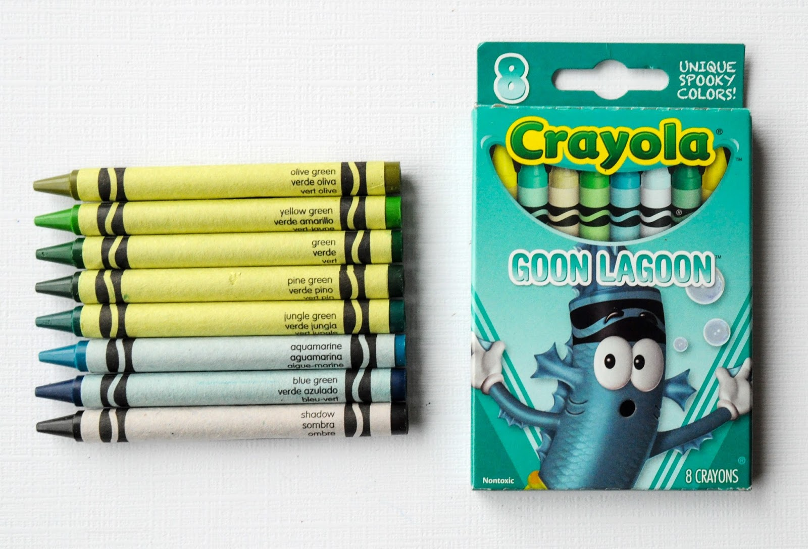 8 count crayola tip collection halloween boxes what s inside the