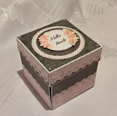 exploding box urodziny dziewczynki 3