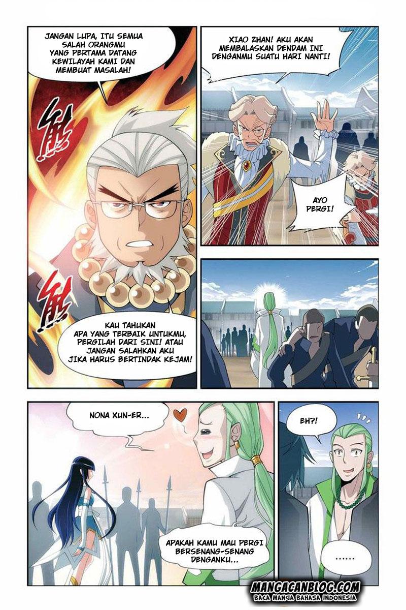 Battle Through Heaven Chapter 17-5