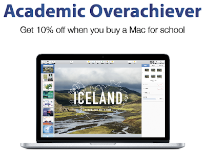Macbook Air Macbook Pro Student Discount Teacher School Promotion