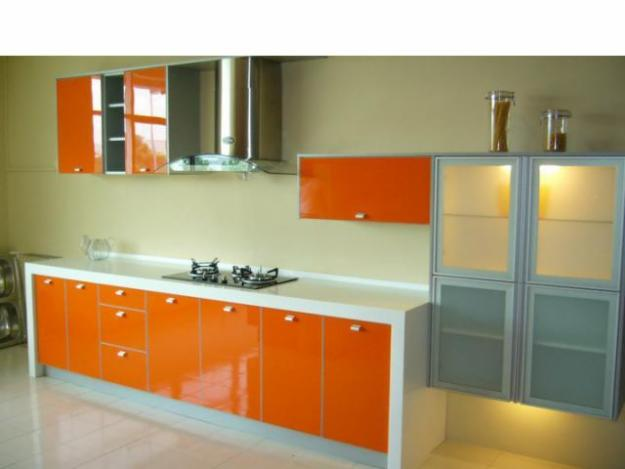 Antara Contoh Design Kabinet Dapur