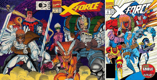 Dream Waves: X-Force