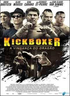 Baixar Kickboxer A Vingança do Dragão Dublado Grátis