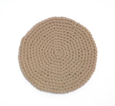 Cheeseburger Potholder Crochet Tutorial