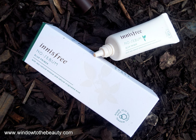 Innisfree No Sebum Blur Primer opinion