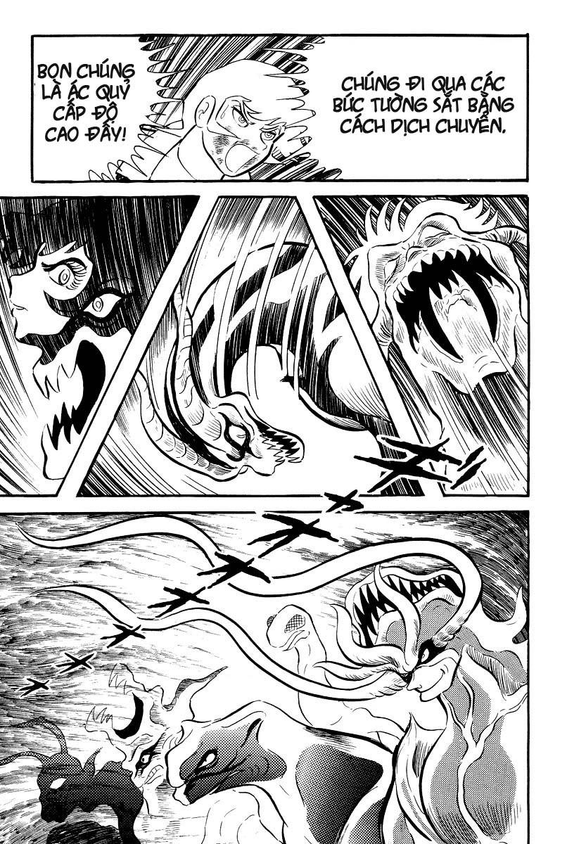 DevilMan chapter 4.2 trang 16