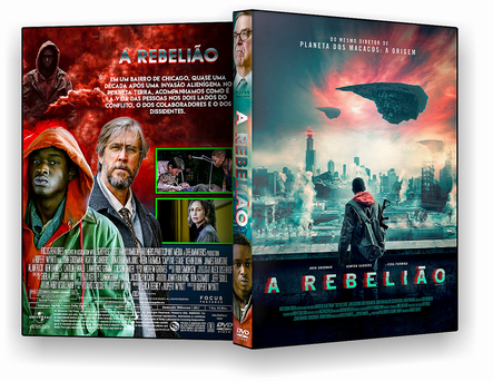 CAPA DVD – A Rebelião TS CINEMA – ISO
