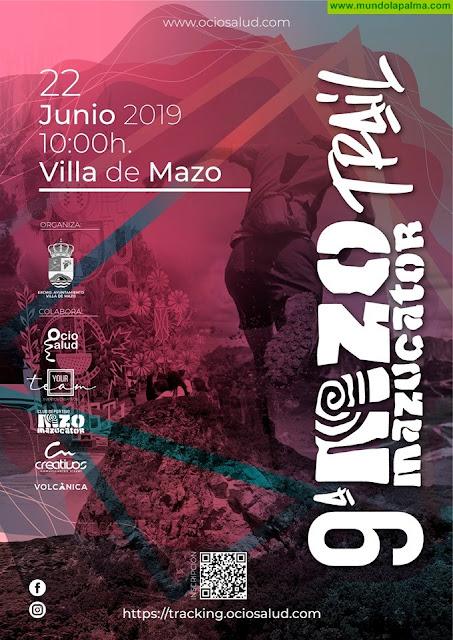 Mazucator Trail este sábado en Villa de Mazo