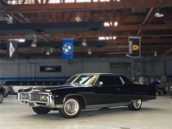 Rare 1969 Buick Electra
