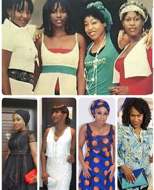 Nollywood icons and how they