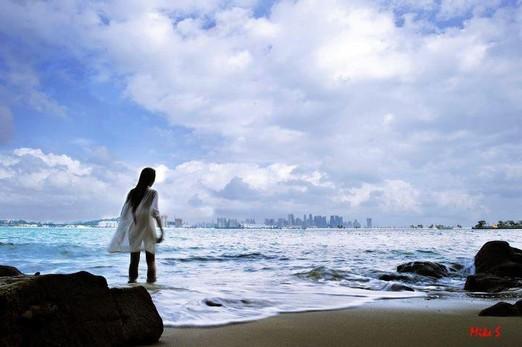 Eileen Yumiko Nude Photos In The Beach  Free Girls -3245